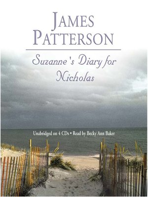cover image of Suzanne's Diary for Nicholas