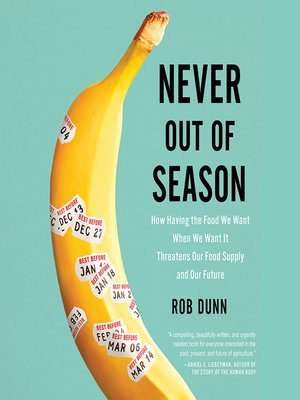 cover image of Never Out of Season