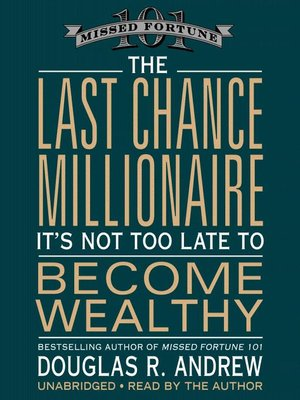 cover image of The Last Chance Millionaire