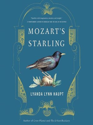 cover image of Mozart's Starling
