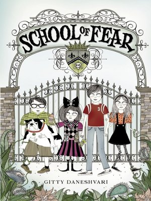 cover image of School of Fear