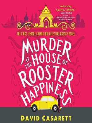 cover image of Murder at the House of Rooster Happiness