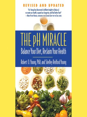 cover image of The pH Miracle