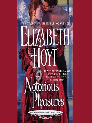cover image of Notorious Pleasures