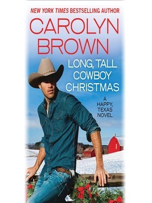cover image of Long, Tall Cowboy Christmas