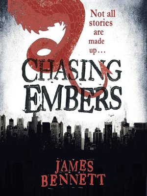 cover image of Chasing Embers