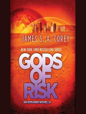 cover image of Gods of Risk