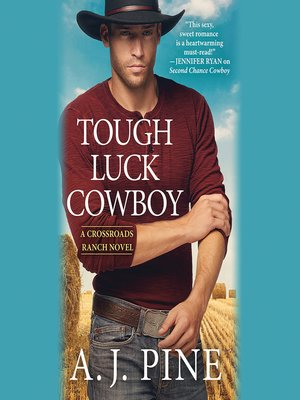 cover image of Tough Luck Cowboy