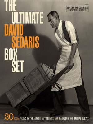 cover image of The Ultimate David Sedaris Box Set
