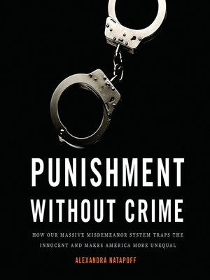 cover image of Punishment Without Crime