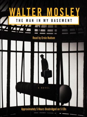 cover image of The Man in My Basement