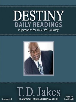 cover image of Destiny Daily Readings
