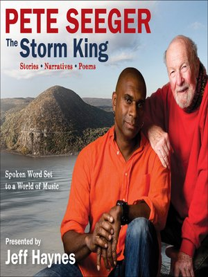 cover image of Pete Seeger: The Storm King