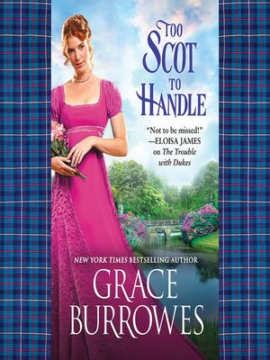 cover image of Too Scot to Handle