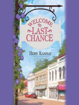 cover image of Welcome to Last Chance