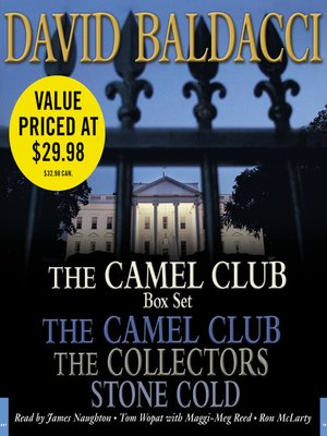 cover image of The Camel Club Box Set
