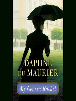 cover image of My Cousin Rachel