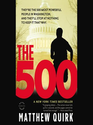cover image of The 500