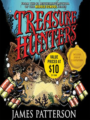 cover image of Treasure Hunters