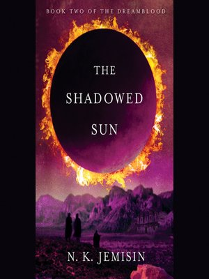 cover image of The Shadowed Sun