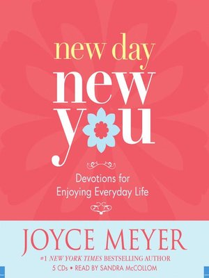 cover image of New Day, New You