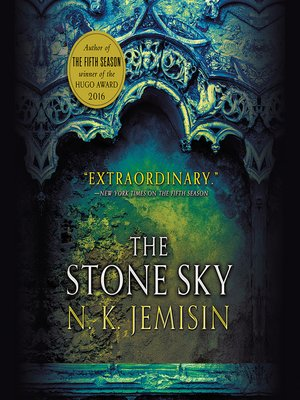 cover image of The Stone Sky