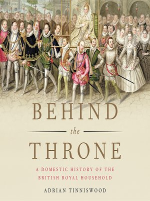 cover image of Behind the Throne