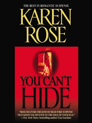 cover image of You Can't Hide