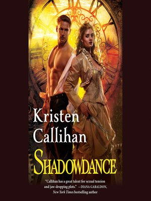 cover image of Shadowdance