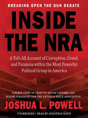 cover image of Inside the NRA