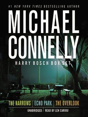 cover image of Harry Bosch Box Set