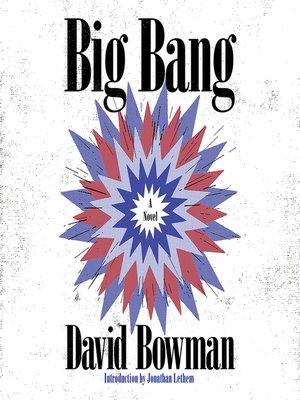 cover image of Big Bang