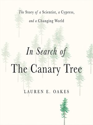 cover image of In Search of the Canary Tree