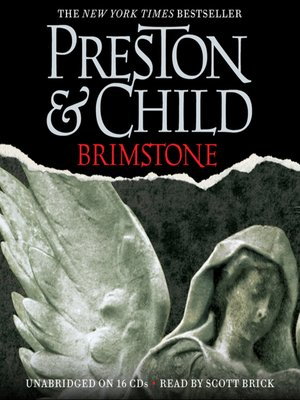 cover image of Brimstone