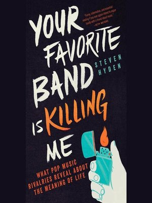 cover image of Your Favorite Band Is Killing Me