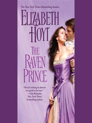 cover image of The Raven Prince