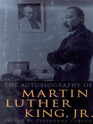 cover image of The Autobiography of Martin Luther King, Jr.