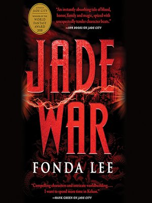 cover image of Jade War