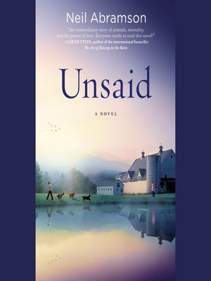cover image of Unsaid