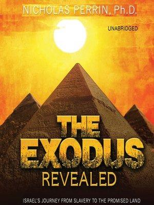 cover image of The Exodus Revealed
