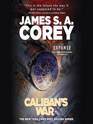 cover image of Caliban's War