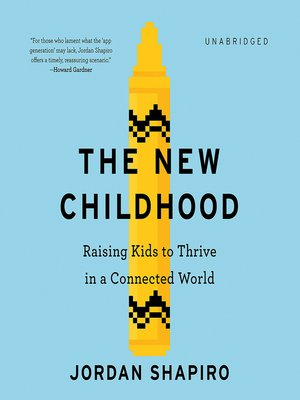 cover image of The New Childhood
