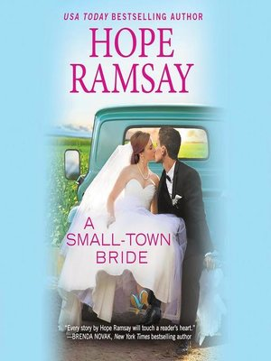 cover image of A Small-Town Bride