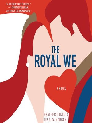 cover image of The Royal We Series, Book 1