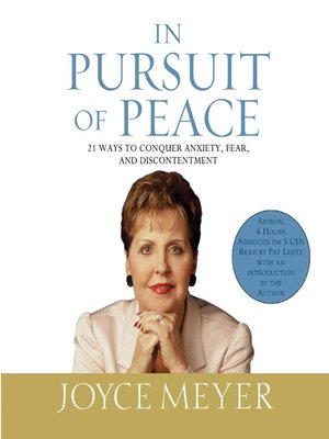 cover image of In Pursuit of Peace