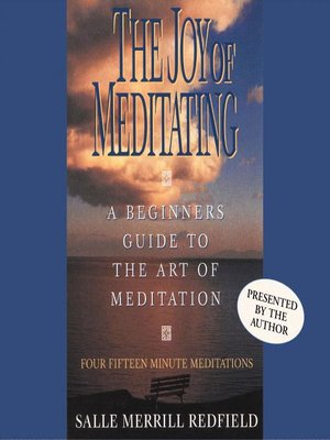 cover image of The Joy of Meditating
