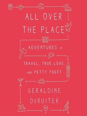 cover image of All Over the Place