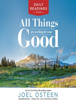 cover image of Daily Readings from All Things Are Working for Your Good