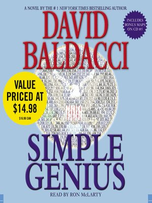 cover image of Simple Genius