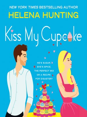 cover image of Kiss My Cupcake